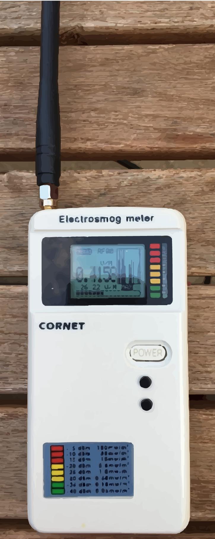 Electrosmog meter SICEM